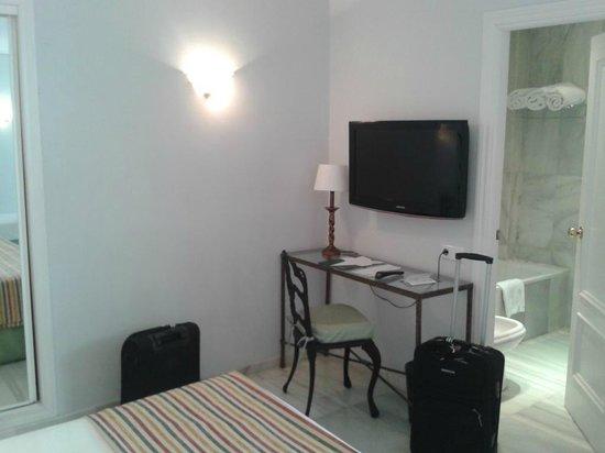 Hotel San Gil : Camera