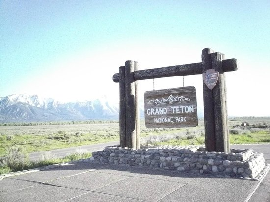 Cowboy Village Resort: In the vicinity Teton National Park