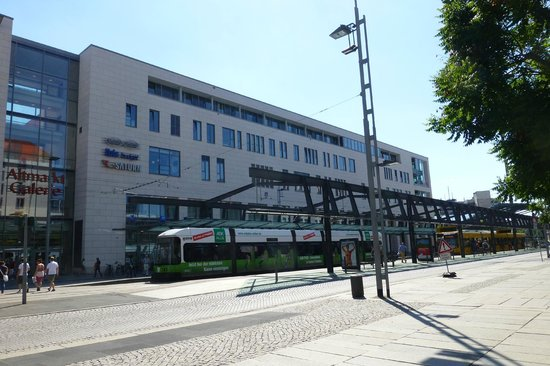 Ibis Budget Dresden City: Hotel
