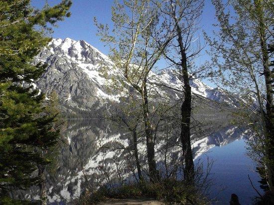 Cowboy Village Resort: Teton National Park / Jenny Lake Hike