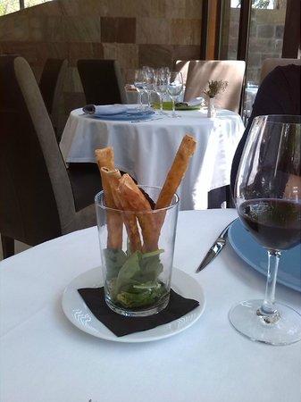 Mas Passamaner: aperitivo restaurante