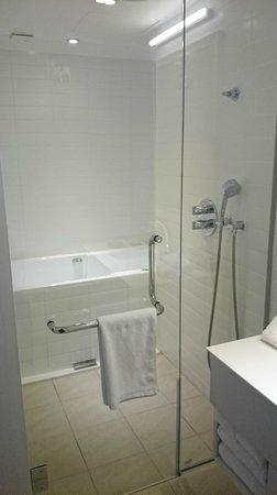 Shinjuku Granbell Hotel : スタジオダブル バスルーム