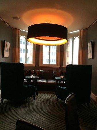 InterContinental Melbourne The Rialto: Club Lounge