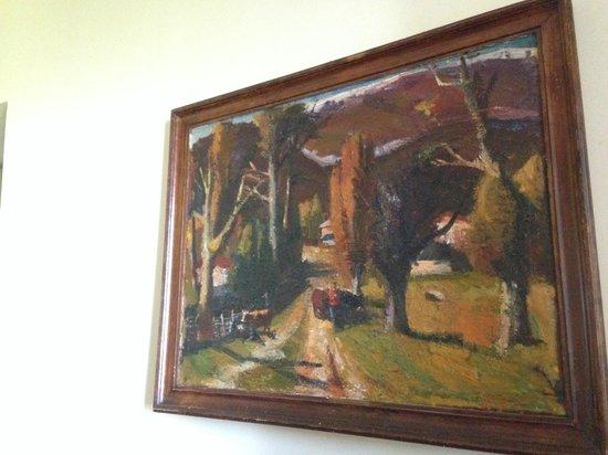 "Agritourism ""The Vineyard"" : Particolare"
