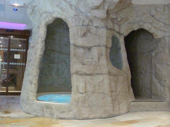 Hostellerie des Chateaux & Spa: jacuzzi