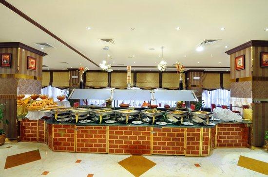 Zowar International Hotel : Reseturant Buffet