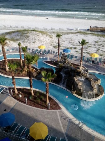 Holiday Inn Resort Fort Walton Beach One Amazing Pool