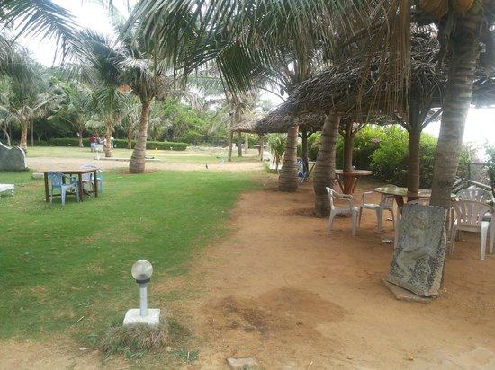 Sea Breeze Hotel: play area