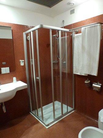 Hotel Eracle : Baño