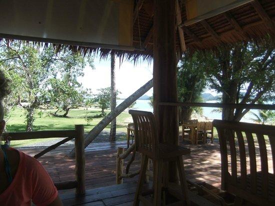 Betterview Bed Breakfast & Bungalow: Restaurant Area