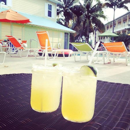Sunshine Suites Resort: The Perfect Margarita