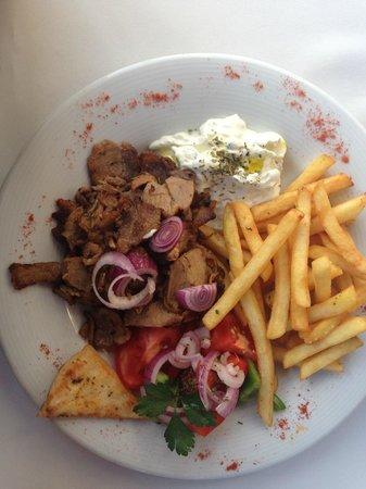 Mr. Greek : Main course - Chicken
