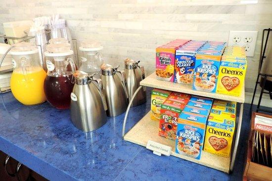 The Kinney: breakfast