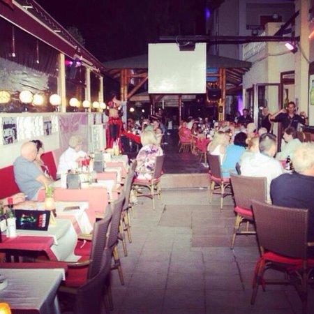 Club Evin Marmaris: Turkish night