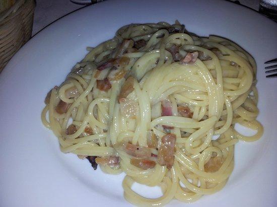 Pasta Love : Spaghetti alla carbonara