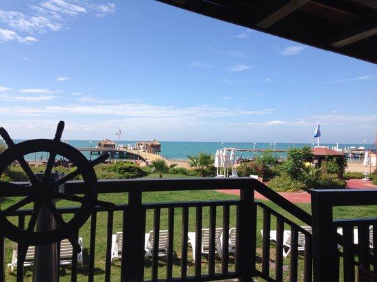 Liberty Hotels Lara : Beautiful view from Sunset Bar