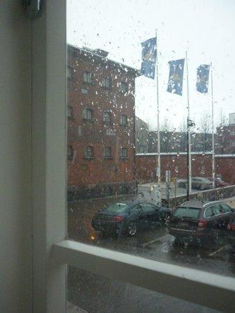 Hotel Katajanokka: В Хельсинки непогода