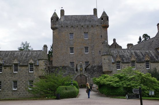 An Grianan : Nice Castle close to Inverness