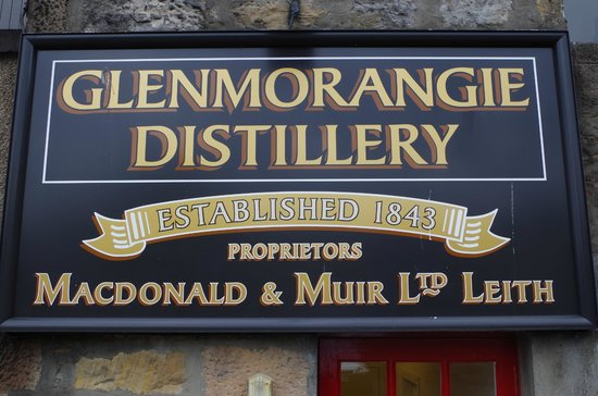 An Grianan : Good Distillery close to Inverness
