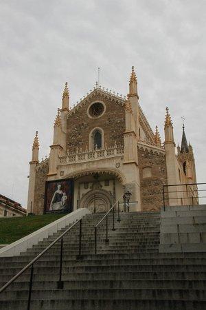 San Jerónimo el Real: St. Jerome the Royal, San Jeronimo el Real