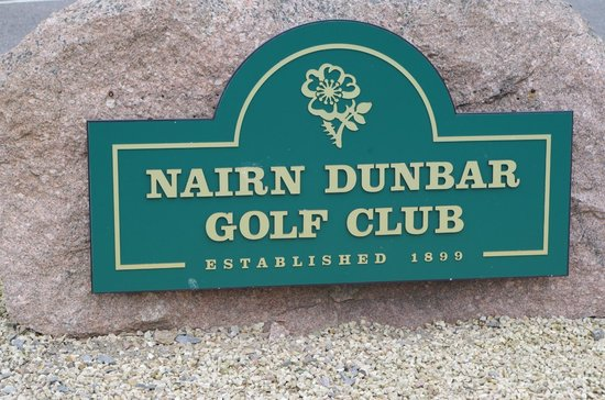 An Grianan: Nice Golf Course close to inverness