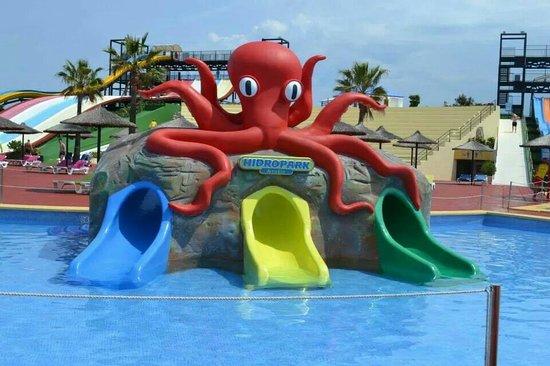 Club MAC Alcudia: Water park