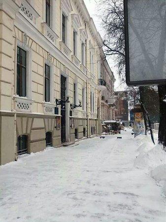 Odessa Local Lore and History Museum: Вот такой он, историко-краеведческий музей. Под этим сдержанным фасадом кроется очень интересная