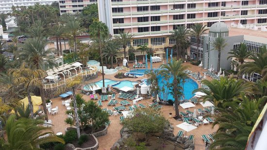 IFA Buenaventura Hotel : vistas