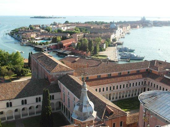 San Giorgio Maggiore: La Giudecca
