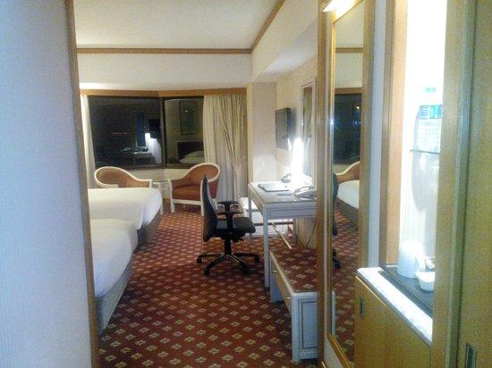 Hilton Izmir: bedroom