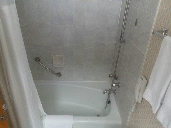 Hilton Izmir: bathtub