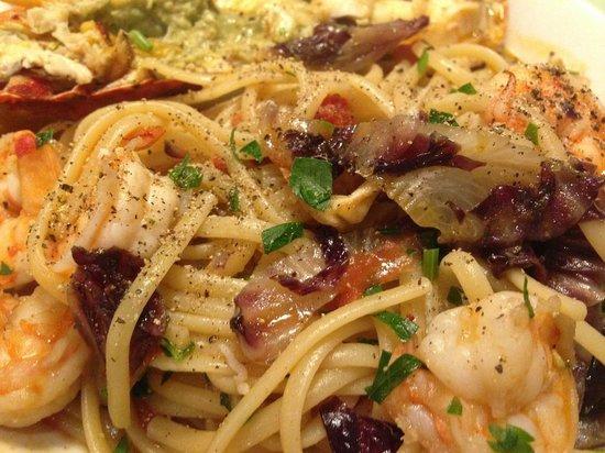 Lattanzi Ristorante: Seafood Pasta