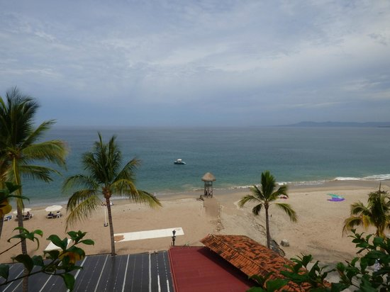Playa Los Arcos Hotel Beach Resort & Spa : View from 442 balcony