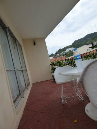 Playa Los Arcos Hotel Beach Resort & Spa : Balcony of 442