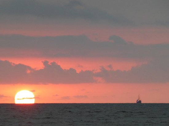 Playa Los Arcos Hotel Beach Resort & Spa: Sunset from 442 balcony