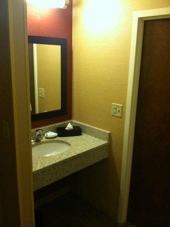 Courtyard Milwaukee Downtown: Bathroom