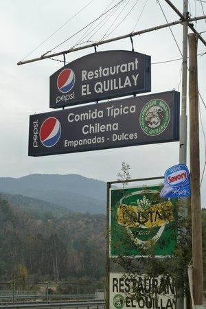 El Quillay: Nicht zu übersehen