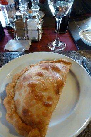 Curacavi, Şili: Beste Qualität: Empanadas