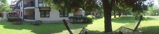 Sunrise Park Resort and Spa: Otelden...