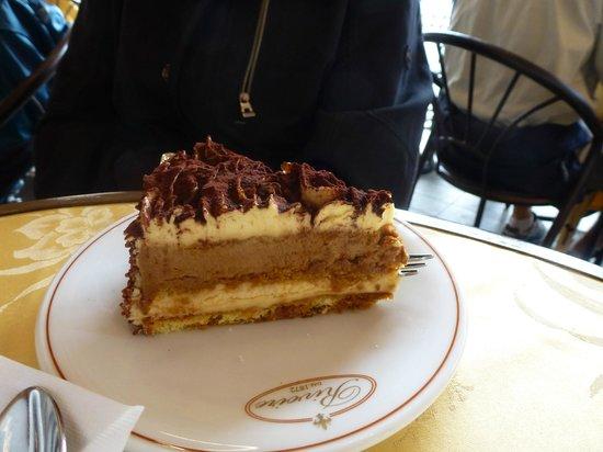 Caffe Rivoire : Splendid tiramisu