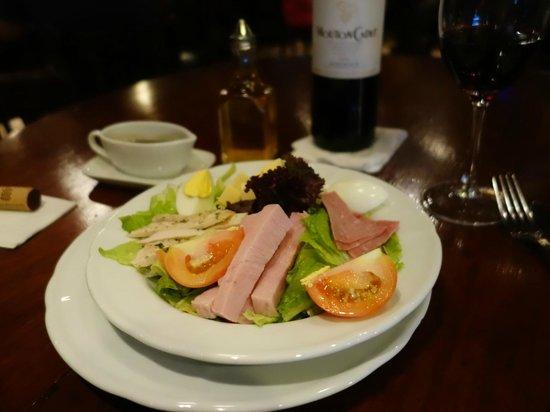 Cafe Adriatico: Salad