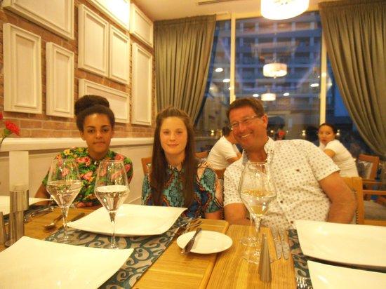 Sherwood Breezes Resort : Italian a la carte