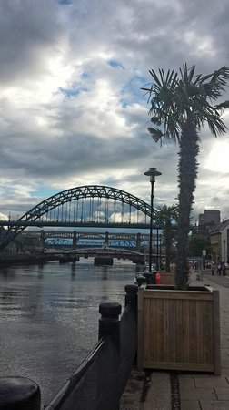 The Quayside : Seaside Quayside