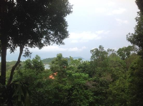 Berjaya Langkawi Resort - Malaysia : vu du chalet 6121