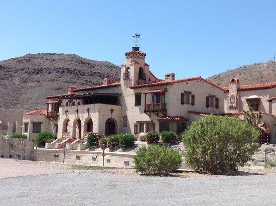 Scotty's Castle : House