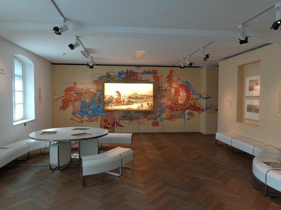 Muenchner Stadtmuseum /Munich Municipal Museum : particolari d'interno