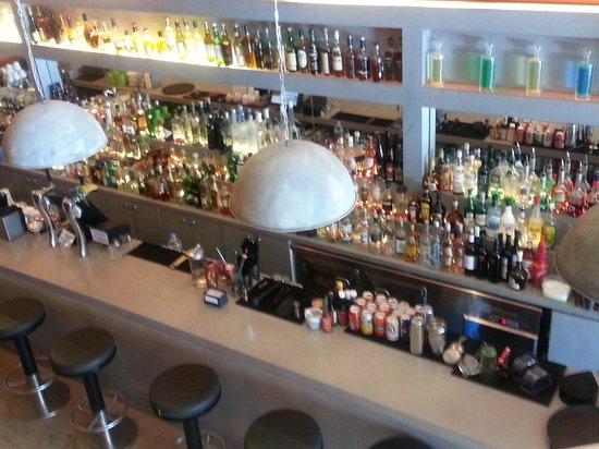 Papagalos Restaurant : L'intérieur du Papagalos