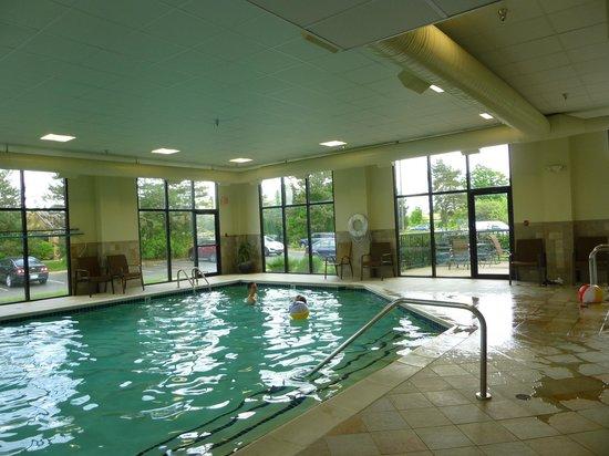 安阿伯北希爾頓恒庭飯店照片