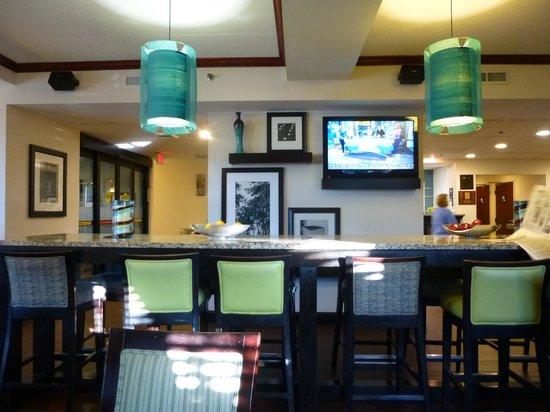 Hampton Inn Ann Arbor - North: salle petit déjeuner