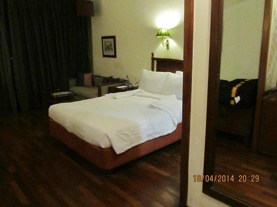 Hotel Chandela: cómoda cama